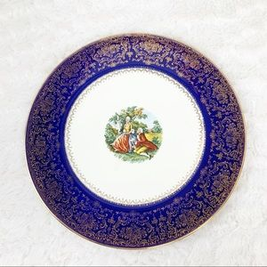 Imperial Service Plate Salem China Victorian
